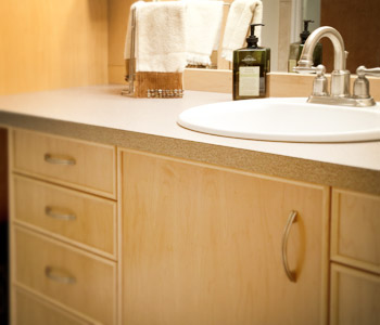 Custom Cabinets Red Deer - Bathroom Vanity