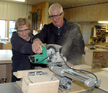 Woodworking courses and classes