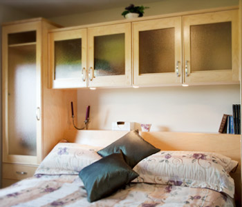 Built in bedroom furniture
